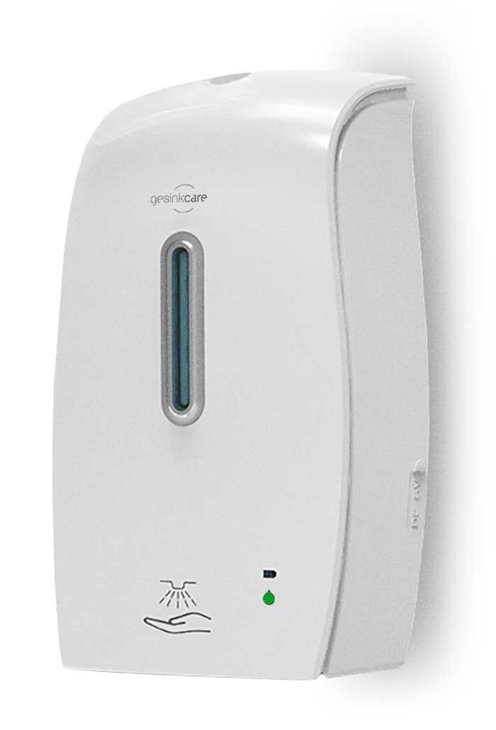 Desinfektionsmittelspender mit Sensorsteuerung
