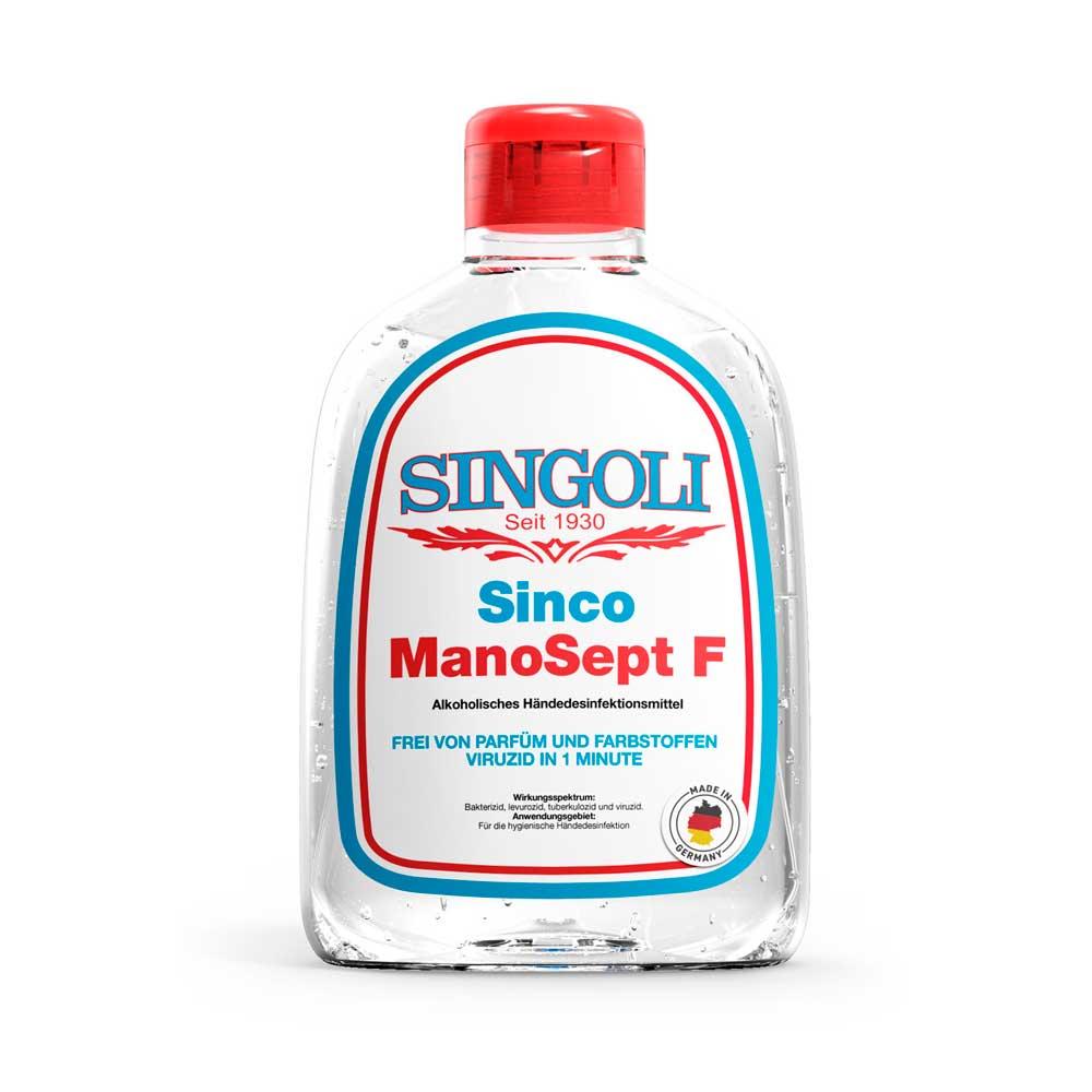 Singoli Händedesinfektion Sinco ManoSept F